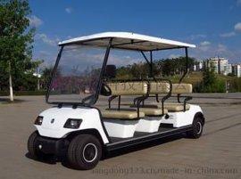 成都朗动LD-A8八座电动高尔夫球车
