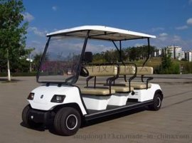 成都朗動LD-A8八座電動高爾夫球車