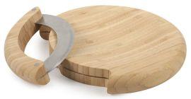 带刀圆菜板、圆形砧板、功能菜板、圆形菜板 宁波菜板多少钱