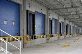 月台智能设备一体化、提升门、卸货平台、门封