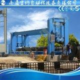 南通宣均MCLW11G-30X12000大型石油天然气管道三辊卷板机