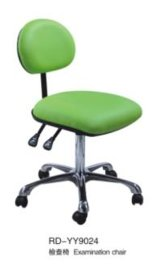 睿動RAYDOW RD-YS01+R11 靠背角度可調節配腳輪可移動高度可調帶靠背醫用椅子,診察椅,檢查椅