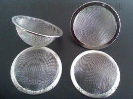 304100目不锈钢包边咖啡过滤片 食品饮料过滤用304不锈钢丝网