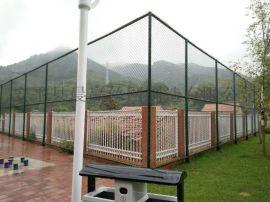 品质篮球场围网 组装式围网 体育场围栏围网