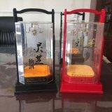 优质PET透明酒盒山东酒盒包装厂家设计制作