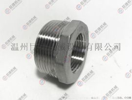 大量現貨不鏽鋼補芯接頭 內外絲轉接頭 304補芯接頭 201補芯