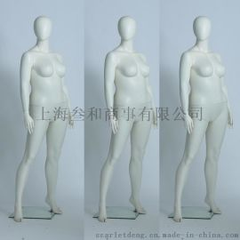 上海叁和 性感女模特 服装店全身模特 玻璃钢材质