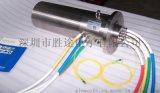 victoryway光电滑环 光纤旋转连通 组合导电滑环 360度任意旋转过电过信号滑环