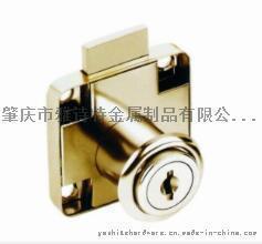 廠家直銷 雅詩特 YST-138-22C 鐵皮鎖抽屜鎖家具鎖