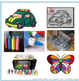 膠畫批發 兒童烤膠畫特價 烤畫材料包 膠畫顏料油膏