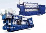 现代重油发电机组(0.75MW~24.2MW)