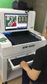 自动光学检测仪AOI设备检测图像的采集和转化