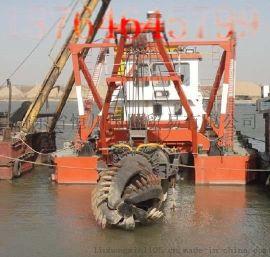 福州漳州射吸绞吸式抽沙船供应 河道清淤疏浚工程船