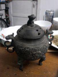 仿古青铜器做锈的处理方法
