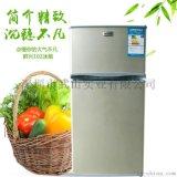 羣興BCD-102升家用雙門節能電冰箱