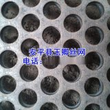 加工定做耐磨重型冲孔网,微孔网,冷板圆孔网