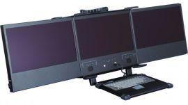 ACME便攜機三屏一體化可擴展3X3九屏顯示