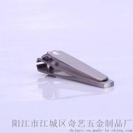 厂家直销 不锈钢美甲工具608指甲剪 指甲刀 指甲钳