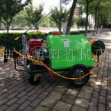 旭阳300L汽油推车式打药机 高压远射程打药机