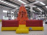 充气攀岩儿童充气城堡蹦蹦床