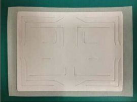 UHF纸质防撕挡风玻璃标签