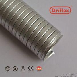双扣铁镀锌裸管 镀锌管   driflex    防水密封罐