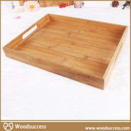 热销的环保的木质水果托盘