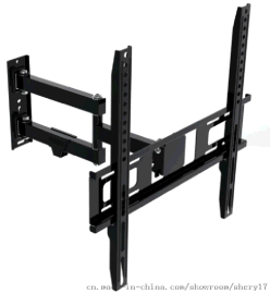 """26""""-55""""通用伸縮旋轉壁掛電視支架,壁掛式懸臂電視機掛架"""