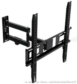 """26""""-55""""通用伸缩旋转壁挂电视支架,壁挂式悬臂电视机挂架"""