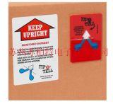 TIP N TELL防倾斜标签、防震标签、人字贴批发,