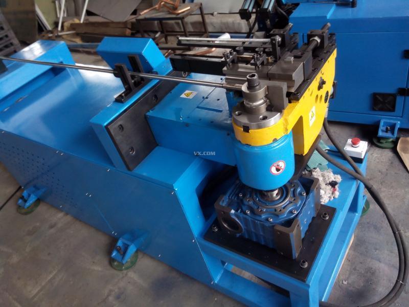 双头液压弯管机sw38-90度 双头弯管机 配送模具 管类成型设备厂家图片