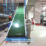 非标定制流水线输送机装卸爬坡小型输送机转弯输送线
