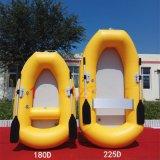 厂家直销180D充气拉丝气垫橡皮艇钓鱼船