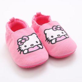 春秋0至2岁婴儿学步鞋 宝宝舒适软底鞋 厂家批发