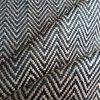 粗纺 9cm大人字斜纹羊毛面料 混纺人字呢