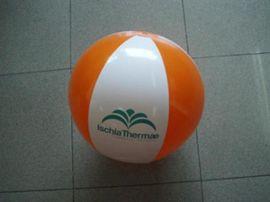 深圳廠家生產充氣沙灘球
