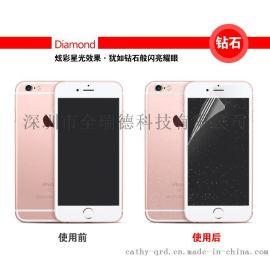 蘋果iphone6保護膜 高清蘋果6S前膜 Plus 進口PET保護膜廠家