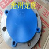 供应塑料法兰盖 法兰盖钢管保护管端 燃气管防尘盖