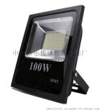100W足瓦高亮LED贴片一体款户外投光灯/泛光灯/广告灯