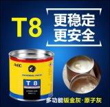 德国原装进口T8聚酯原子灰 多功能钣金灰 万能原子灰 腻子高温灰
