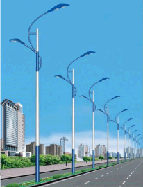 甘肃兰州路灯厂家市电LED路灯定制价格城市乡村道路照明