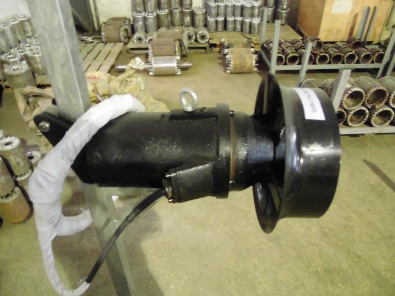 QJB1.5/6-260/3-980 潜水搅拌机