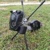 供應雙人植樹挖坑機汽油四衝程鑽地機多用途打孔機