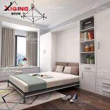 隐形床壁床五金配件定制隐藏床 折叠双人壁柜床韩式衣柜床正翻床