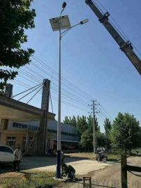 供应陕西铜川新农村太阳能路灯5米 1200