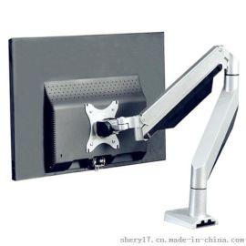 气弹簧铝合金桌面显示器支架