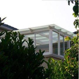 鋁木陽光房 異型陽光房 高檔陽光房
