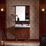 新中式浴室柜橡木实木组合柜厂家直销价格,四川东尚阳光卫浴加盟
