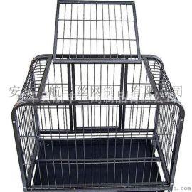 多规格小型犬铁丝笼子,兔笼子