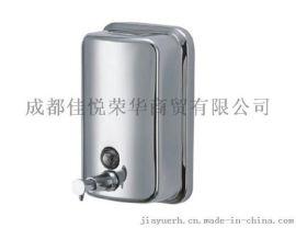 304不鏽鋼皁液器、洗手液瓶壁掛式廠家批發